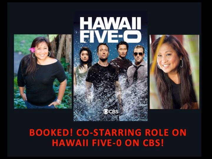 Booked! Tessie Magaoay / Hawaii Five-0
