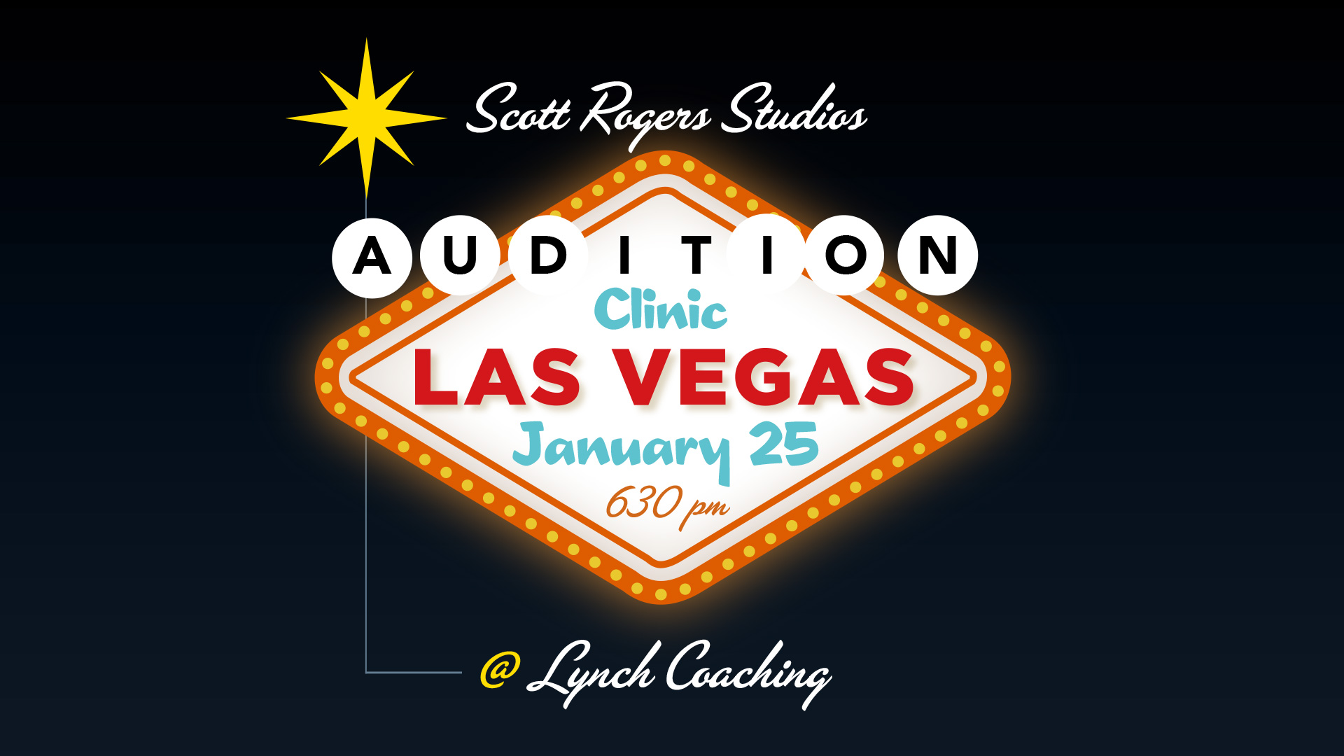 SRS Las Vegas Audition Clinic / January 25