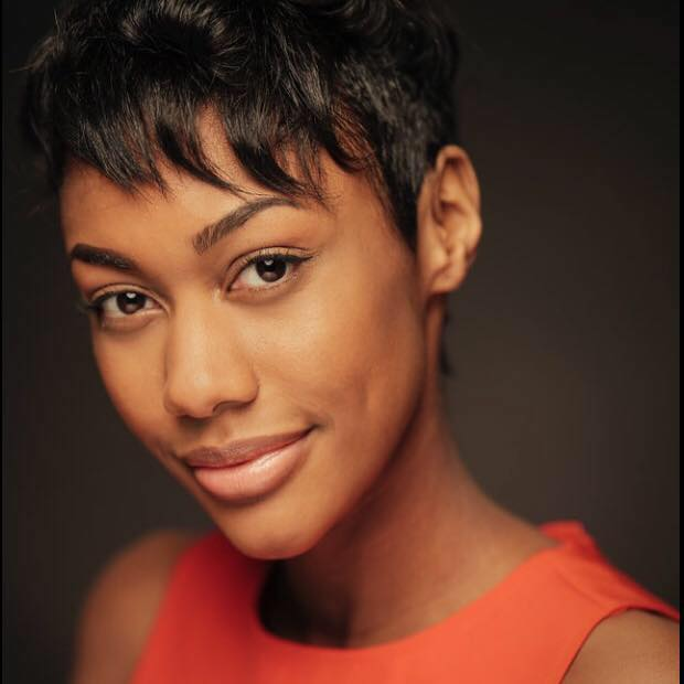 Booked! Sydney Winbush / National A&F Commercial