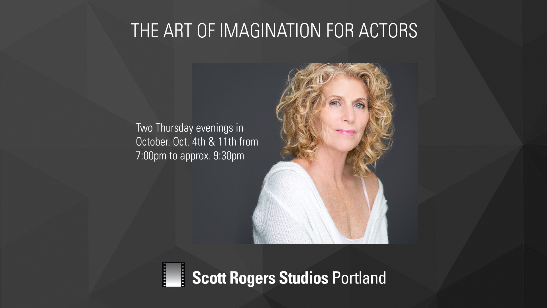 The Art of Imagination for Actors