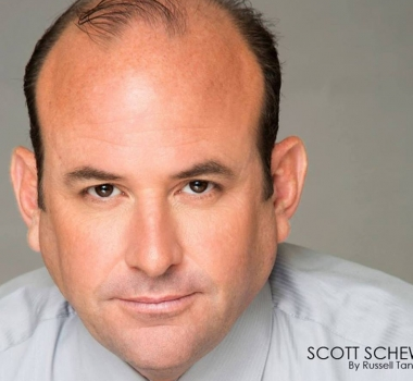Booked! Scott Schewe / Hawaii Five-0