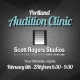 PDX February Auditioning Clinic