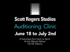 Auditioning Clinic