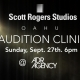Oahu Audition Clinic / Sept 27th