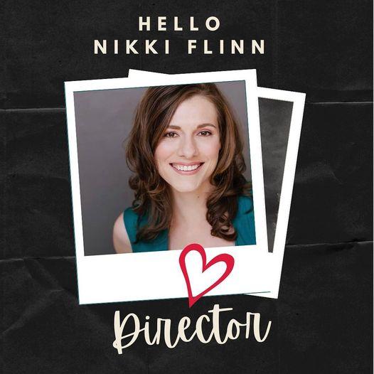 Congrats Nikki Flinn